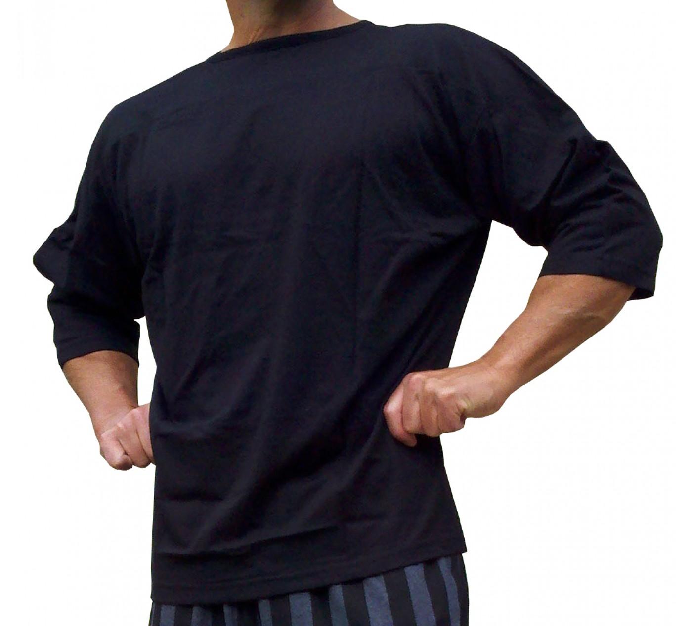 C444 مجنون ارتداء العضلات أعلى 3/4 كم
