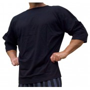 C444 Őrült Wear Muscle Top 3/4 Sleeve