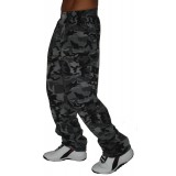 C500 California Crazy Wear Workout Pants - Patterns