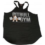 BLOWOUT SALE P-309 Pitbull Gym String Tank Top BARBELLS LOGO