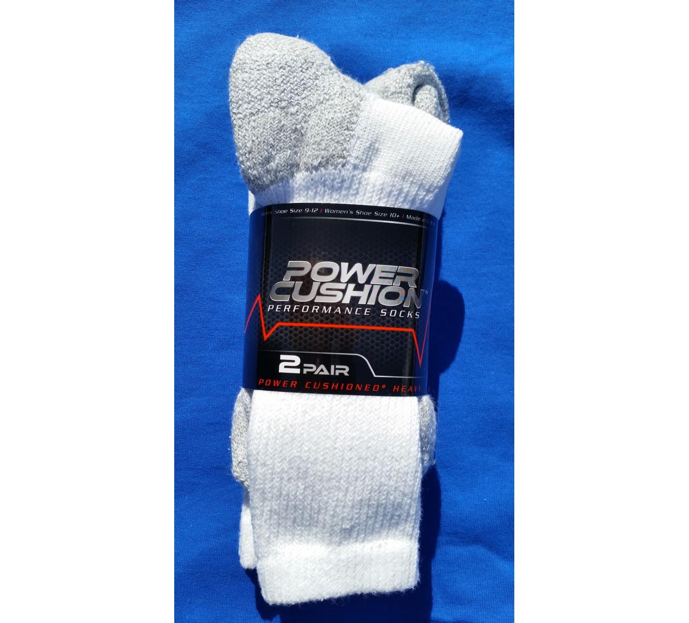 F910 Power Cushion Gym Socks - Chaussettes Haltérophilie musculation entraînement