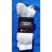 F910 Power Cushion Gym Socks - 2 Pair