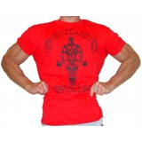 G101 Golds Gym Bodybuilding T Shirt TO icon