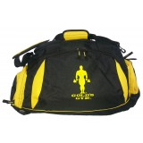 G961 Golds Gym Bag or Backpack for Muscle Clothes