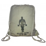 G971 Golds Gym Drawstring Gym Bag
