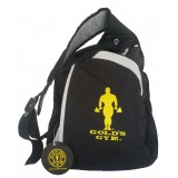G972 Golds Gym Backpack Gym Bag with mono-strap