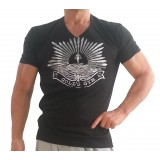 G155 Golds Gym Muscle Shirt V-Neck 1965 icon