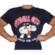 P103 Pitbull рубашка B2B логотип