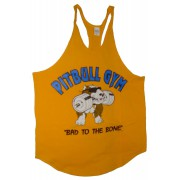 P303 Pitbull Gym String Tank Top B2B-ikon