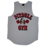 P321 Pitbull Gym Clothes Mens Tank Top Barbell icon