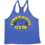 PH300 Powerhouse Gym mens y-back string tank