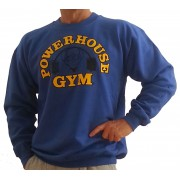 PH800 Powerhouse Gym sudadera culturismo superior