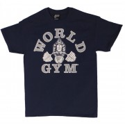 W101 World Gym Bodybuilding Camisetas