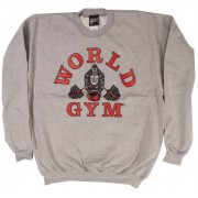 W800 mondiale gymnase sweat
