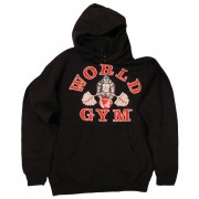 W850 World Gym mikina Muscle Gorilla logo